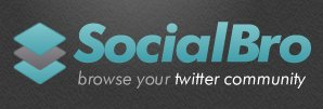 SocialBro - a new Twitter analysis tool