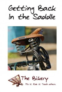 Cover of 'Getting Back in the Saddle'