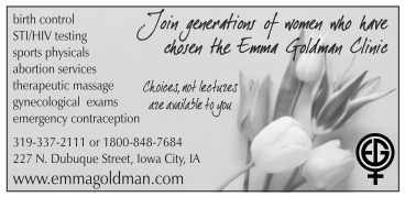 Join generations of women who have chosen the Emma Goldman Clinic