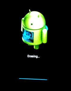 Android-erasing