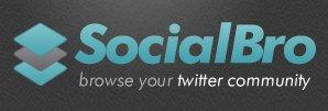SocialBro - a new Twitter analysis tool